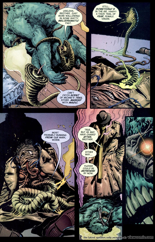 Swamp Thing v4 011   Vietcomic.net reading comics online for free
