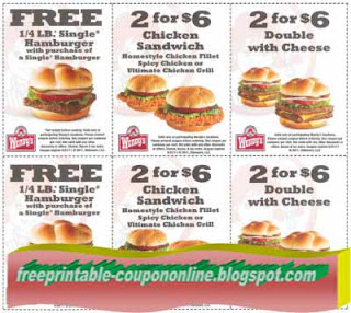 photo regarding Printable Wendys Application referred to as Wendys printable discount codes / Usave automobile condominium coupon codes