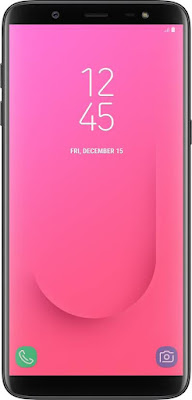 Samsung Galaxy J8 Display
