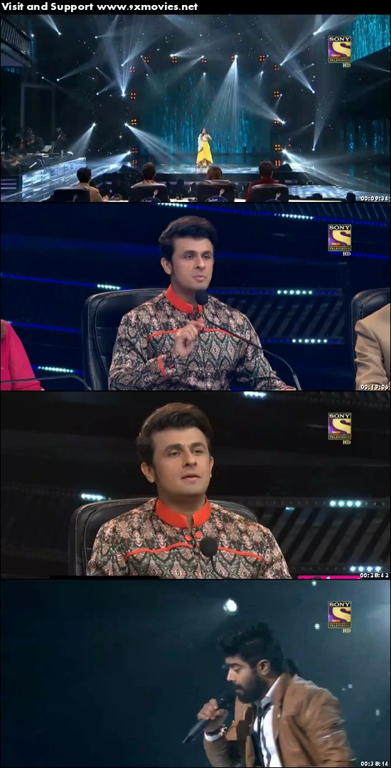 Indian Idol 04 March 2017 HDTV 480p