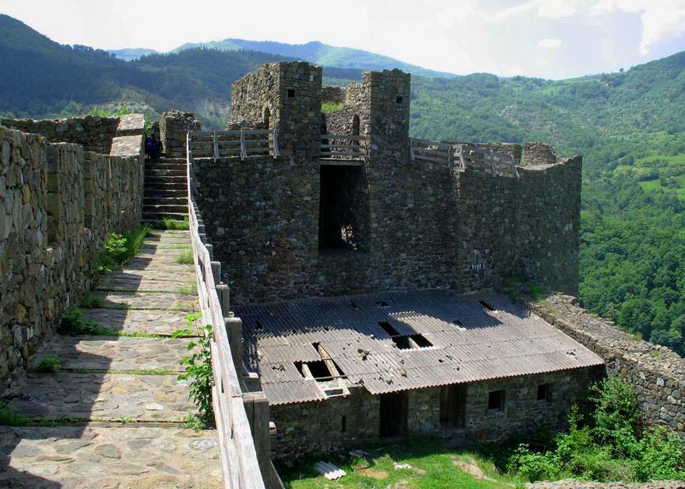 Крепость Маглич