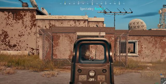 PlayerUnknown's Battlegrounds añade la cámara de muerte (killcam)