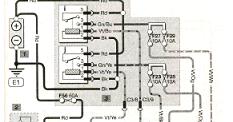 Ford Fiesta Headlights Wiring Diagram | Electrical Winding