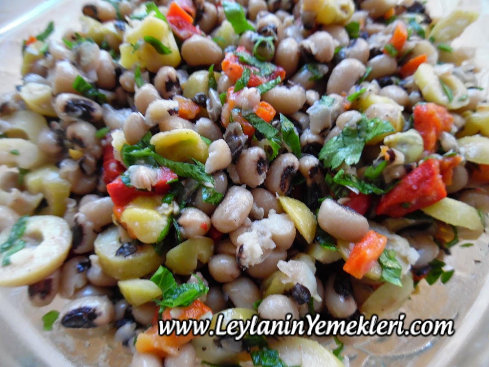 Kuru Börülce Salatası Tarifi – Salata Tarifleri