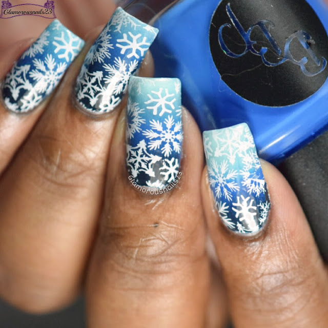 The Nail Art Collaborative - Winter #1