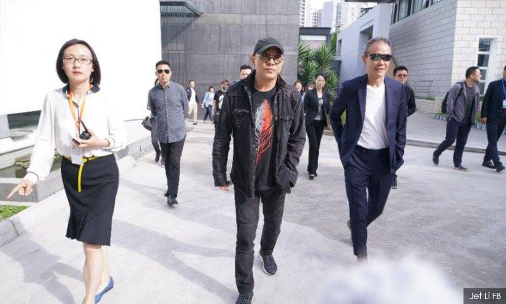 Jet Li Bertarung Nyawa Melawan Penyakit Tiroid!