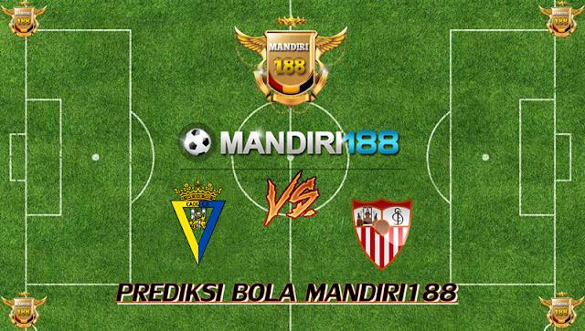 AGEN BOLA - Prediksi Cadiz vs Sevilla 4 Januari 2018