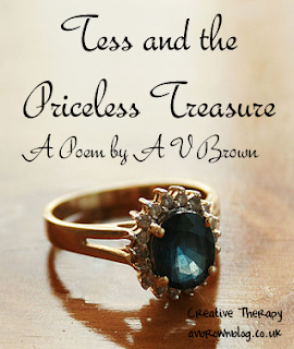 Tess and the Priceless Treasure Poem