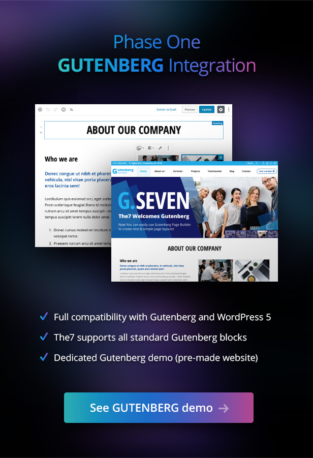 Download The7 — Multi-Purpose Website Building Toolkit for WordPress v.6.9.3