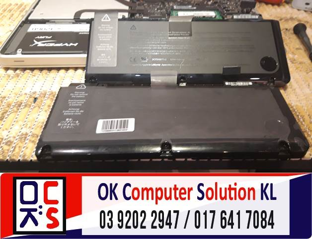[SOLVED] TUKAR BATERI MACBOOK PRO A1278 | REPAIR LAPTOP CHERAS 4