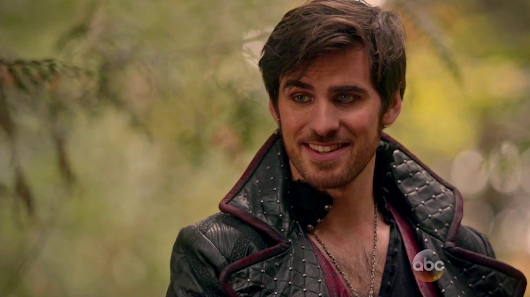 Thoughts from a Hopeful Romantic: An Upside Down Fairytale, Part IV: The Pirate Prince: The Heroic (and Tortured) Journey of Killian Jones