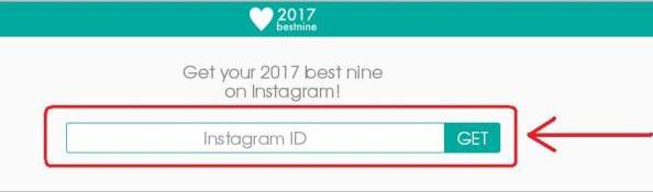 Cara Membuat Best Nine 2018 Dengan Mudah di Instagram 3