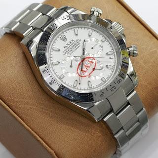 Jam Tangan Tali Rantai Rolex kw AAA
