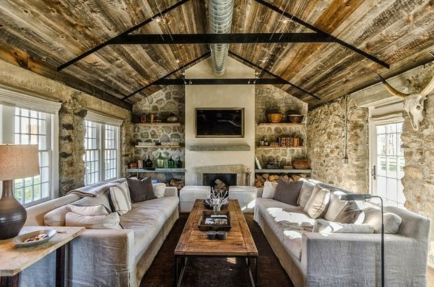 Rustic Ceiling Ideas
