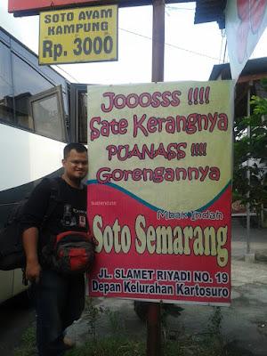 Kulineran Di Solo dari Gudeg Ceker Bu Kasno sampai Soto Ayam kampung Tiga Ribuan
