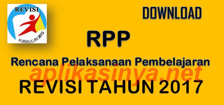 RPP Kelas 5 Tema 7 Revisi  2017
