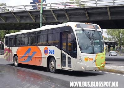 beccar volvo b290 de mi bus