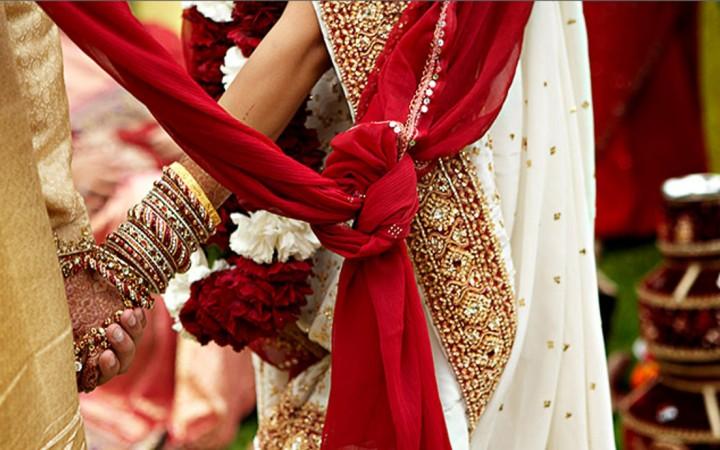 Weird marriage rituals