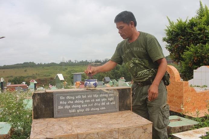 Gia Lai: Nghĩa trang đặc biệt của gần 22.000 hài nhi, có ngày khâm liệm lên đến 30 cháu