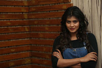 Hebah Patel New Stills at Nanna Nenu Naa Boyfriends Interview