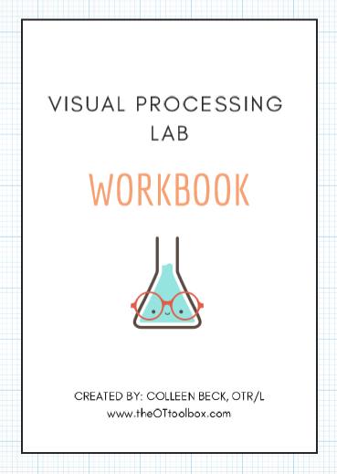 Visual processing lab is great for better understanding visual perception, oculomotor skills, visual motor integration, and more.