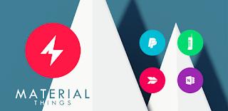 Material Things Lollipop Theme v2.1.2 APK