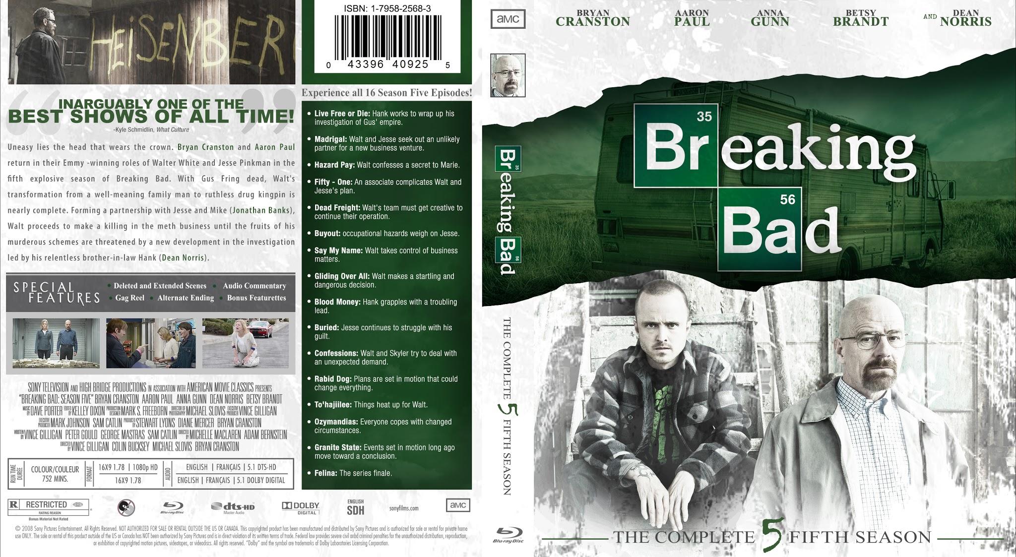 breaking bad season 5 blu ray download