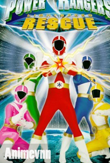Power Rangers Lightspeed Rescue - Siêu Nhân Quang Tốc 2012 Poster