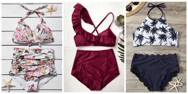 My Rosegal Wishlist: High Waisted Bikini