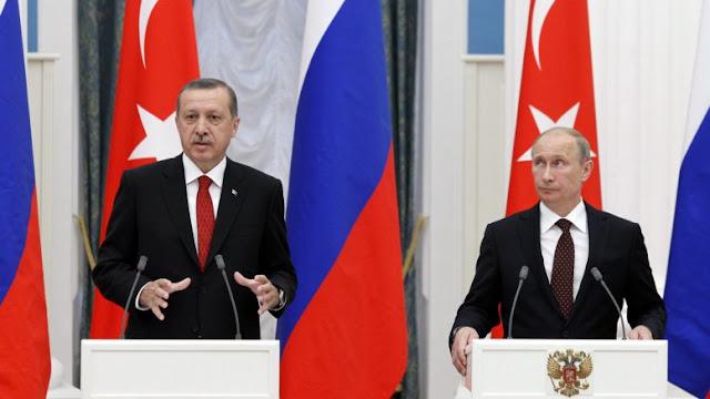 Ο Ερντογάν απειλεί ότι θα φέρει τη Ρωσία στη Μεσόγειο;