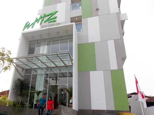 Pengalaman Berkesan di Whiz Hotel Semarang