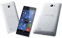 Smartphone Windows 10 Pertama dari VAIO