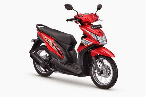 The All New Honda BeAT FI : Harga dan Spesifikasi