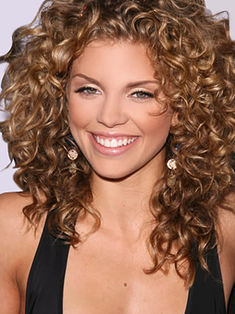 6 curly hairstyles inspiration