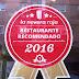 Restaurante del año 2016