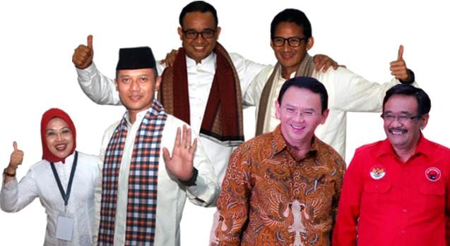 Survei LSI: Agus Yudhoyono Terendah soal Kemampuan dan Wawasan
