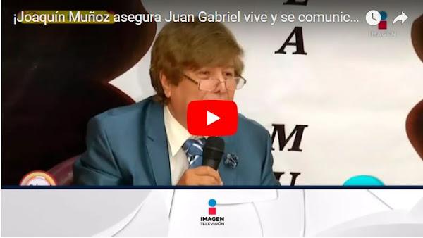 Ahora resulta que Juan Gabriel está vivo y escondido en México