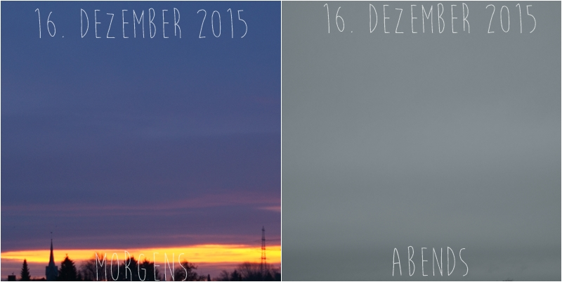 Blog + Fotografie by it's me! - Himmel am 16.12.2015