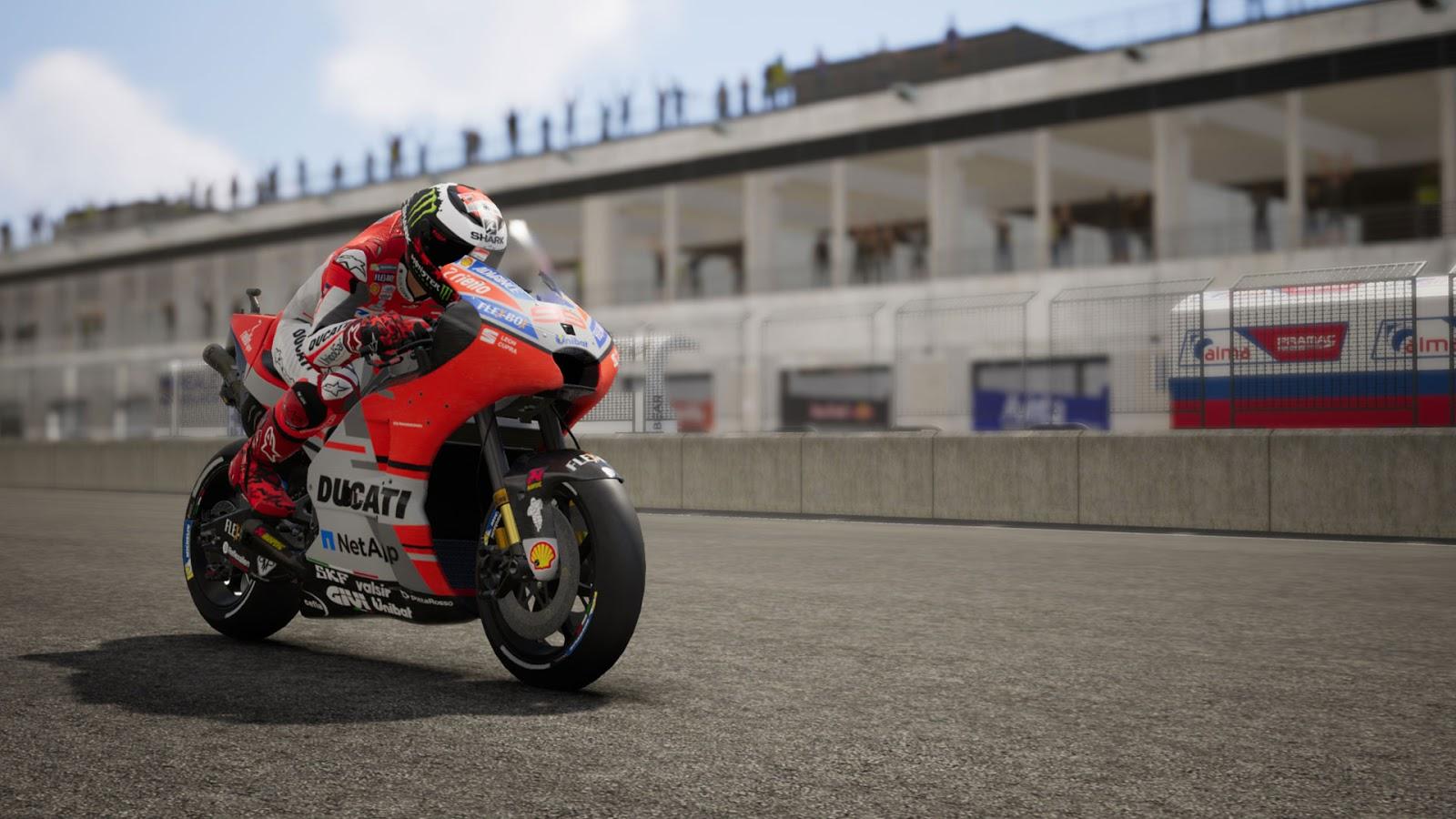 MotoGP 18 PC ESPAÑOL (CODEX) + REPACK 3 DVD5 (JPW) 3