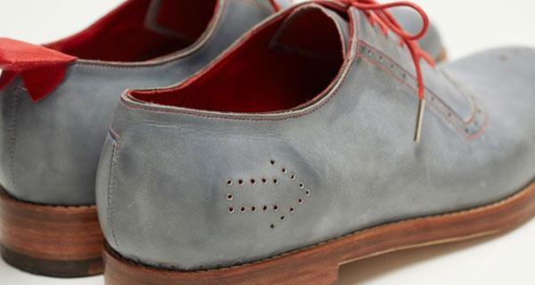 Sepatu Canggih yang Membantu Penggunanya Tidak Tersesat