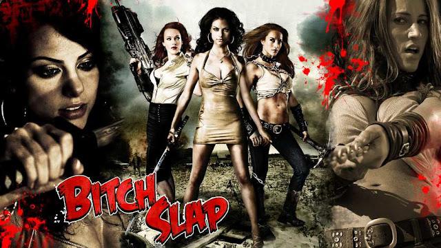 Bitch Slap 2009 Hindi Dubbed Unrated HD 720p BluRay