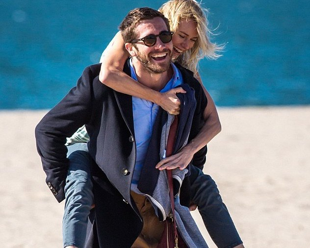 Jack Gyllenhaal & Naomi Watts in Demolition