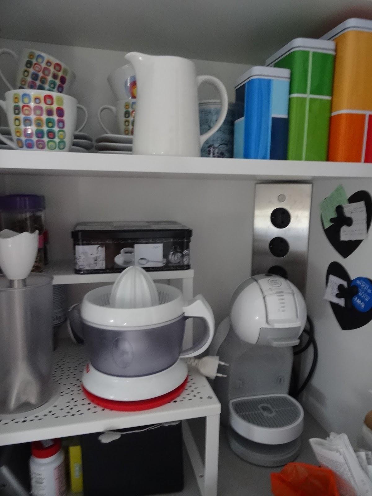 Un hogar para mis cositas orden en la cocina actualizada - Orden en la cocina ...
