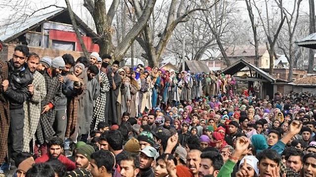 Indian troops kill top fighter, associates in Kashmir
