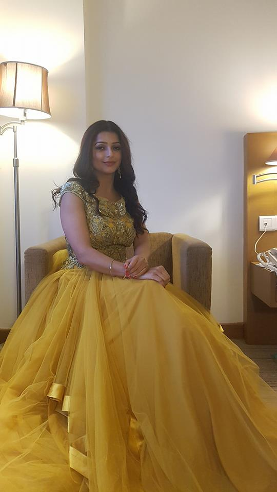 Actresses fashion at Jio Filmfare Awards(South) 2018 - South Indian