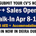 400+ Gulf Jobs | Sales Openings Walk-In (Apr 8-18) | Apply Now