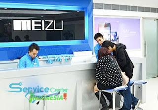 Service Center HP Meizu di Banten