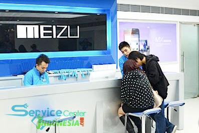 Service Center Meizu di Banten
