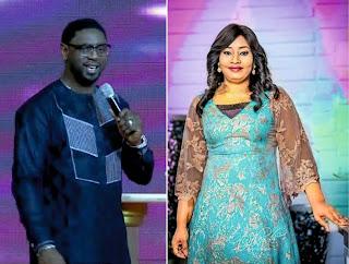 Pastor Biodun Fatoyinbo's Sends Loving Birthday Message to His Wife.