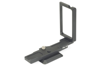 Sunwayfoto PSL-a7 L Bracket side/front view
